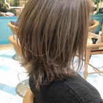 ナチュラル 前髪パーマ デジタルパーマ ゆるふわパーマ