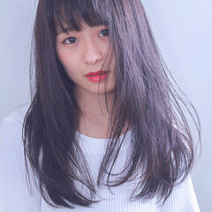 女子会 オフィス デート ナチュラル ヘアスタイルや髪型の写真・画像
