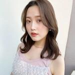 韓国 韓国ヘア アンニュイほつれヘア フェミニン