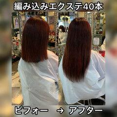 ストリート デザインカラー インナーカラー 派手髪 ヘアスタイルや髪型の写真・画像