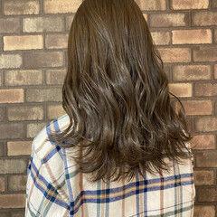 大人ミディアム 大人ヘアスタイル スロウ セミロング ヘアスタイルや髪型の写真・画像