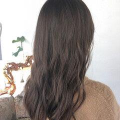かわいい ロング 外国人風 ナチュラル ヘアスタイルや髪型の写真・画像