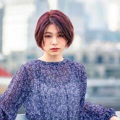 似合わせカット ボブ 阿藤俊也 PEEK-A-BOO ヘアスタイルや髪型の写真・画像