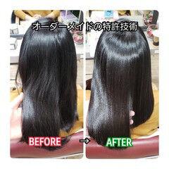 髪質改善 髪の病院 美髪 名古屋市守山区 ヘアスタイルや髪型の写真・画像