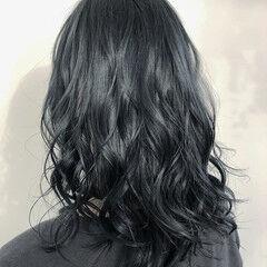 大人かわいい ゆるふわ コテ巻き ガーリー ヘアスタイルや髪型の写真・画像