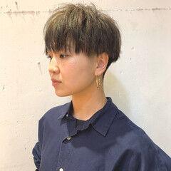 ショート ショートヘア 個性的 刈り上げ女子 ヘアスタイルや髪型の写真・画像
