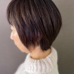 ベリーショート ミニボブ 髪質改善 モード ヘアスタイルや髪型の写真・画像