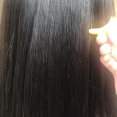 ダークアッシュ ツヤ髪 髪質改善 髪質改善トリートメント ヘアスタイルや髪型の写真・画像