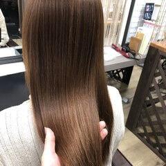 美髪 ナチュラル 縮毛矯正 髪の病院 ヘアスタイルや髪型の写真・画像
