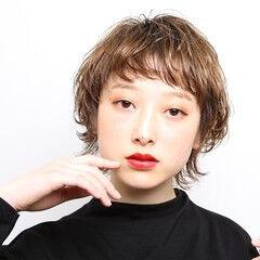 大人ヘアスタイル モード 阿藤俊也 ウルフカット ヘアスタイルや髪型の写真・画像