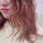 ピンクブラウン 春色 ベリーピンク ピンクラベンダー