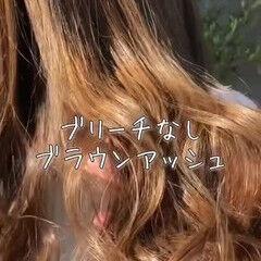 ロング 上品 外国人風カラー 透明感 ヘアスタイルや髪型の写真・画像
