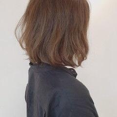 パーマ リラックス ナチュラル 簡単 ヘアスタイルや髪型の写真・画像