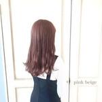 モテ髪 フェミニン 簡単ヘアアレンジ ピンク