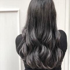 外国人風カラー フェミニン 外国人風 ヨシン巻き ヘアスタイルや髪型の写真・画像