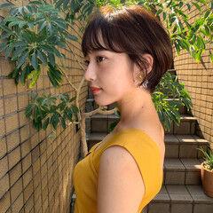 """""""毎月ショート指名客数400人以上"""" 久保 友洋さんが投稿したヘアスタイル"""