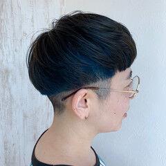 #インナーカラー ベリーショート ストリート N.オイル ヘアスタイルや髪型の写真・画像