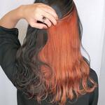 髪質改善カラー ロング 髪質改善トリートメント 髪質改善