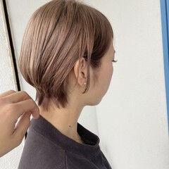 ショートヘア 愛され 爽やか 圧倒的透明感 ヘアスタイルや髪型の写真・画像
