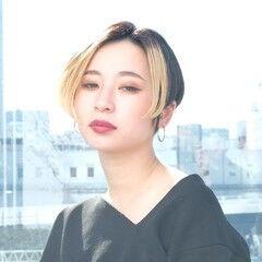 ハンサムショート モード 阿藤俊也 似合わせカット ヘアスタイルや髪型の写真・画像