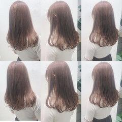 暗髪女子 ナチュラル ロング 大人ロング ヘアスタイルや髪型の写真・画像
