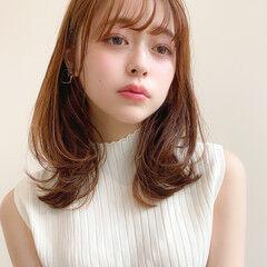 大人かわいい アンニュイほつれヘア 簡単スタイリング 毛先パーマ ヘアスタイルや髪型の写真・画像