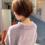 ショートヘア 大人かわいい ショート 簡単スタイリング