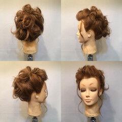 夏 ヘアアレンジ 花火大会 お祭り ヘアスタイルや髪型の写真・画像