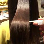 髪質改善 髪質改善カラー 美髪 縮毛矯正