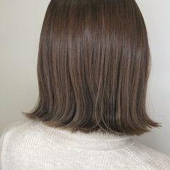 大人かわいい ショコラブラウン ベージュ ナチュラルベージュ ヘアスタイルや髪型の写真・画像