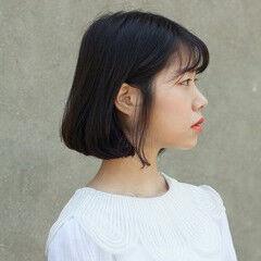 韓国のゴヨンジュさんが投稿したヘアスタイル