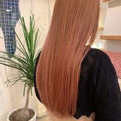 ナチュラル 艶髪 ロング 最新トリートメント ヘアスタイルや髪型の写真・画像