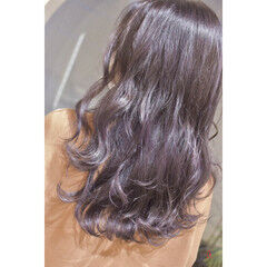 ブリーチカラー エレガント ブリーチ ロング ヘアスタイルや髪型の写真・画像