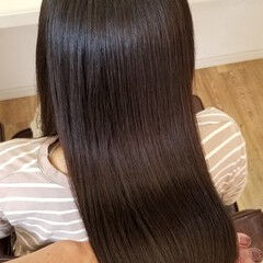 美髪 髪質改善 髪の病院 ロング ヘアスタイルや髪型の写真・画像