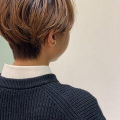 ショートヘア 小顔ショート 大人ヘアスタイル モテ髪 ヘアスタイルや髪型の写真・画像