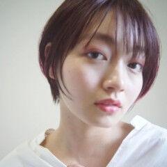 ハンサムショート 阿藤俊也 大人ヘアスタイル モード ヘアスタイルや髪型の写真・画像