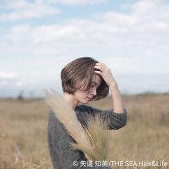 矢邊 知美/THE SEA Hair&Lifeさんが投稿したヘアスタイル
