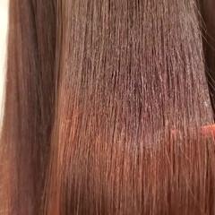 ナチュラル トリートメント セミロング 髪質改善トリートメント ヘアスタイルや髪型の写真・画像