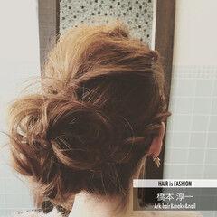 大人かわいい ショート 簡単ヘアアレンジ クラシカル ヘアスタイルや髪型の写真・画像