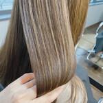 トリートメント 髪質改善トリートメント 美髪 ミディアム