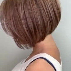 ショート ナチュラル スポーティヘア 夏のヘアケア対策 ヘアスタイルや髪型の写真・画像