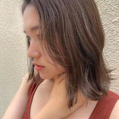 ショート ストリート 極細ハイライト ハイライト ヘアスタイルや髪型の写真・画像