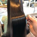ナチュラル 髪質改善 髪質改善トリートメント ロング