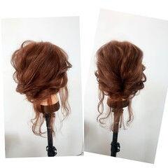 ショート 上品 ヘアアレンジ 簡単ヘアアレンジ ヘアスタイルや髪型の写真・画像