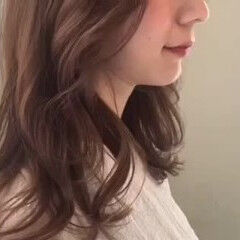 韓国ヘア 韓国風ヘアー 韓国 パーマ ヘアスタイルや髪型の写真・画像