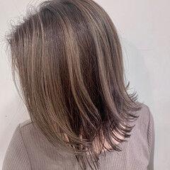 ボブ 切りっぱなしボブ コンサバ ショートボブ ヘアスタイルや髪型の写真・画像