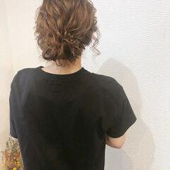 アップスタイル 和装髪型 浴衣ヘア ヘアセット ヘアスタイルや髪型の写真・画像