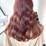 透明感カラー 地毛風カラー 韓国風ヘアー 外国人風カラー