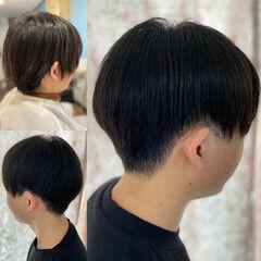 ベリーショート ストリート ショート フェードカット ヘアスタイルや髪型の写真・画像