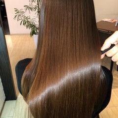 ナチュラル 髪質改善 トリートメント 髪の病院 ヘアスタイルや髪型の写真・画像